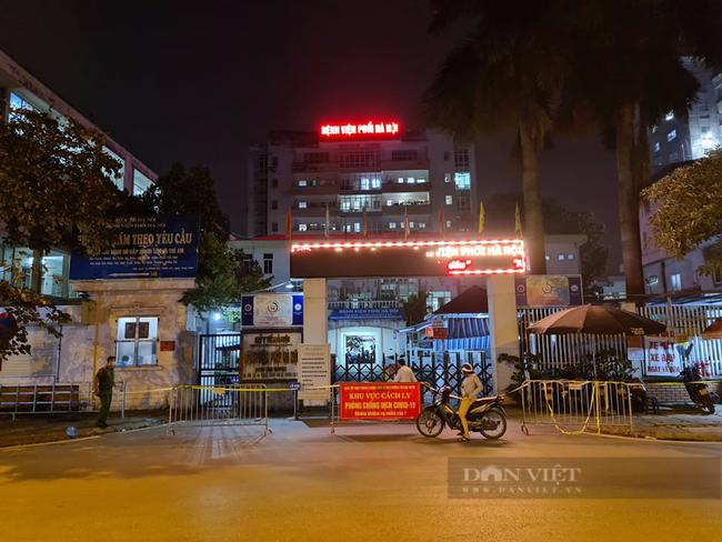 Phát hiện nhiều trường hợp dương tính SARS-CoV-2, Bệnh viện Phổi Hà Nội dừng tiếp bệnh nhân  - Ảnh 1.