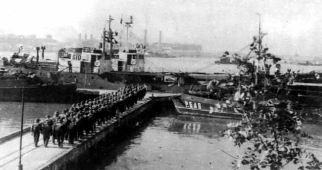 Tàu không số và những chiến công hiển hách trong kháng chiến chống Mỹ - Ảnh 10.
