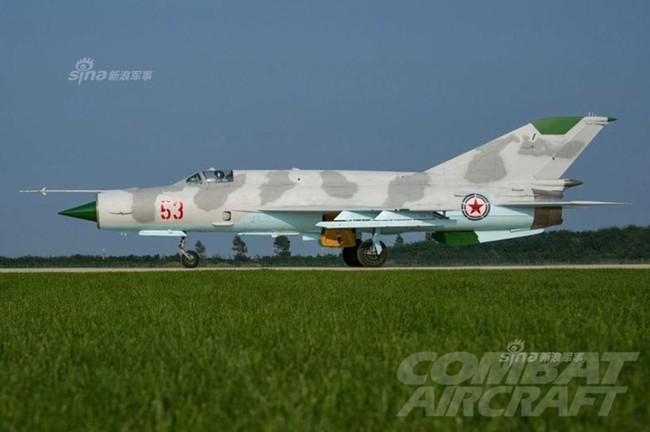 Không quân Triều Tiên chỉ còn là cái bóng của một thời huy hoàng - Ảnh 10.