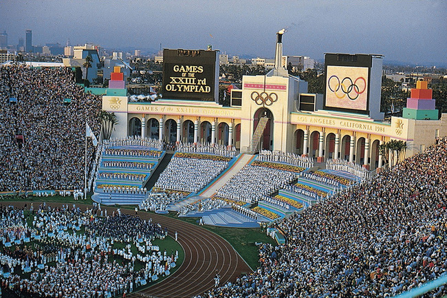 """Vì sao Liên Xô """"tẩy chay"""" Olympic năm 1984? - Ảnh 2."""