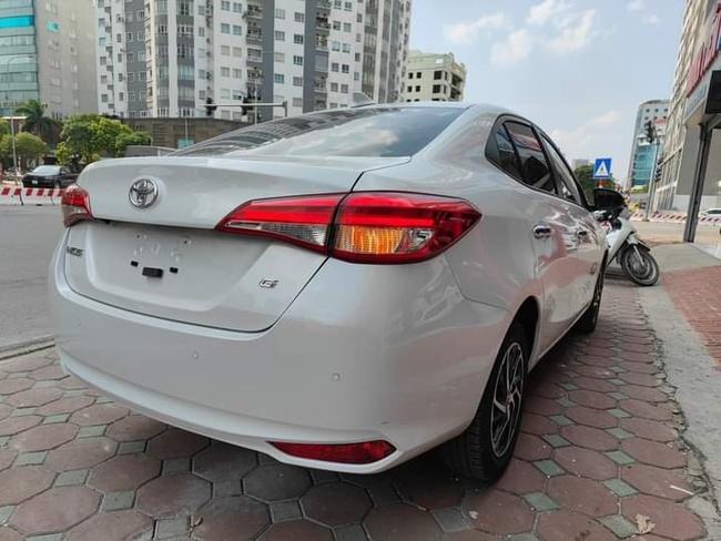 Ngỡ ngàng giá Toyota Vios 2021 siêu lướt sau hơn 5.000km - Ảnh 4.