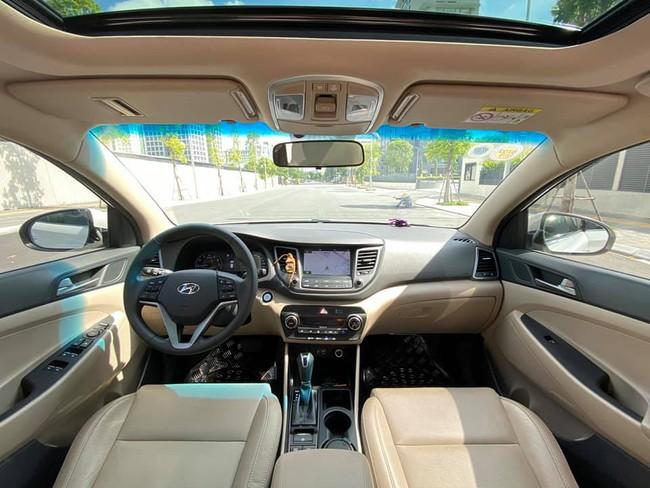 Khó tin độ giữ giá của Hyundai Tucson sau 3 năm lăn bánh - Ảnh 4.
