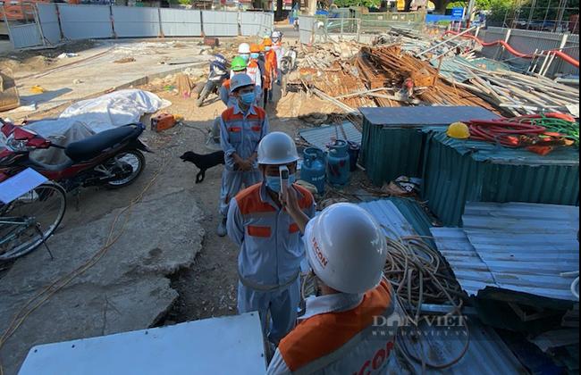 Vì sao Hà Nội giãn cách xã hội, 6 dự án giao thông vẫn thi công? - Ảnh 2.