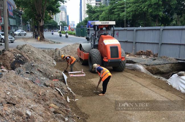 Vì sao Hà Nội giãn cách xã hội, 6 dự án giao thông vẫn thi công? - Ảnh 3.