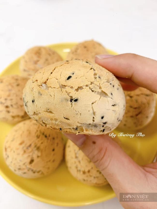 Tuyệt chiêu làm bánh mì mè đen Hàn Quốc dễ dàng - Ảnh 5.