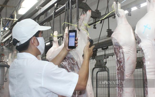 Vissan là một trong những đơn vị uy tín và đang trực tiếp tham gia vào chương trình bình ổn thị trường thịt heo ở TP.HCM. Ảnh: Nguyên Vỹ
