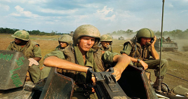 Mỗi lính Mỹ phải tham chiến ở chiến trường Việt Nam bao lâu? - Ảnh 4.
