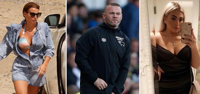 Ân hận, Rooney xin lỗi vợ, xin Derby County thêm cơ hội - Ảnh 1.