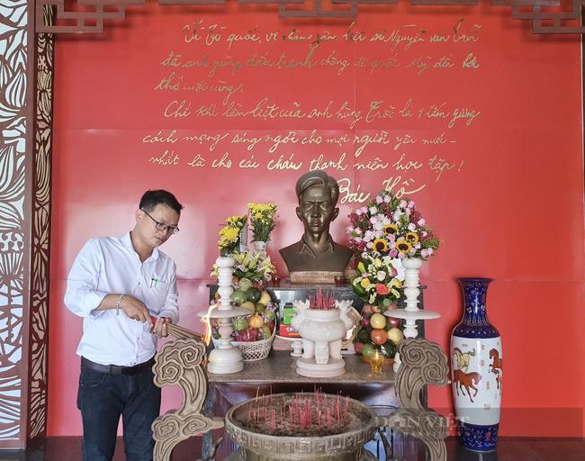 Quảng Nam: HND thị xã Điện Bàn tổ chức nhiều hoạt động nhằm tri ân ngày 27/7 - Ảnh 2.
