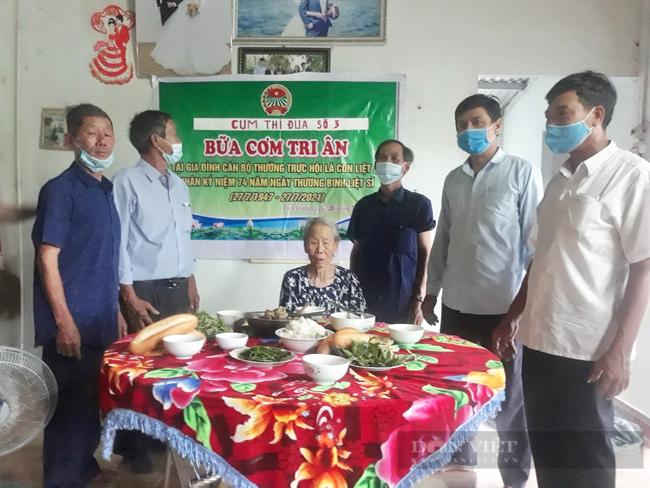 Quảng Nam: HND thị xã Điện Bàn tổ chức nhiều hoạt động nhằm tri ân ngày 27/7 - Ảnh 3.