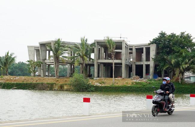 TT-Huế: Đề nghị thu hồi đất dự án phá vỡ cảnh quan sông Hương  - Ảnh 1.