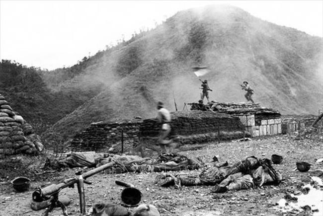 Quân giải phóng khép gọng kìm, xóa sổ Căn cứ Tân Cảnh - Ảnh 17.