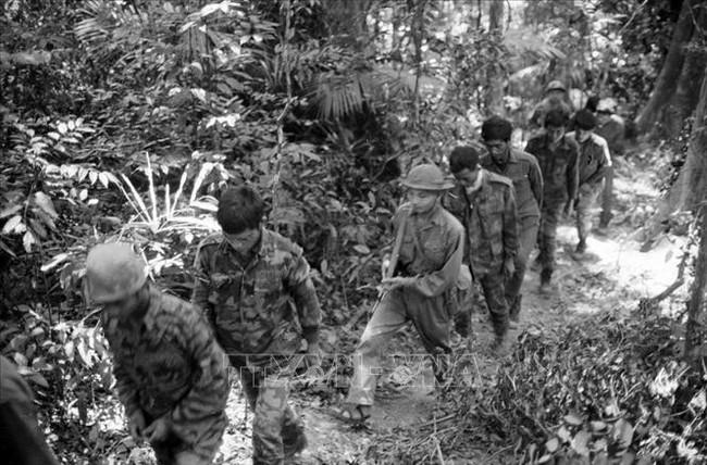 Quân giải phóng khép gọng kìm, xóa sổ Căn cứ Tân Cảnh - Ảnh 18.