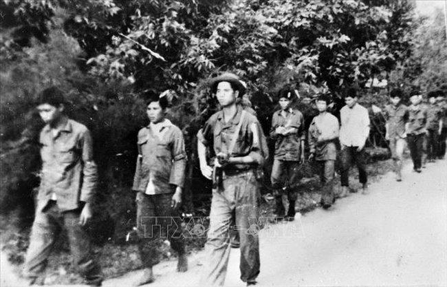 Quân giải phóng khép gọng kìm, xóa sổ Căn cứ Tân Cảnh - Ảnh 20.