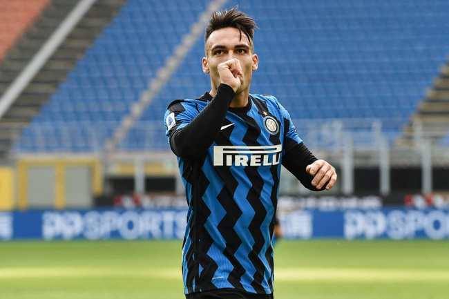 Martinez chưa muốn rời Inter  Milan. Ảnh: Inter