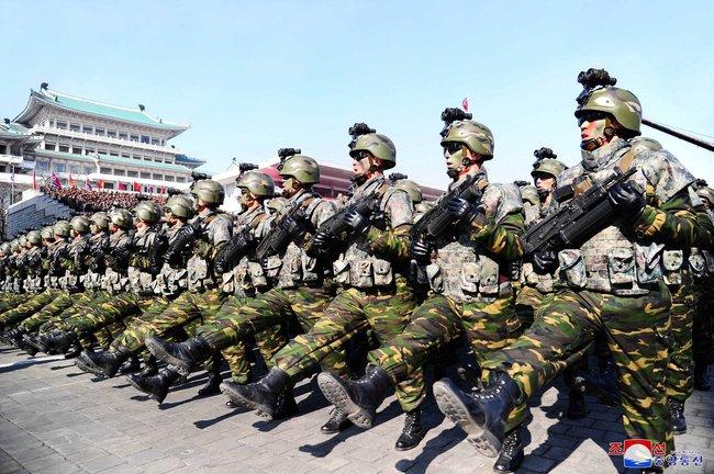 Đặc nhiệm Triều Tiên: Lực lượng khiến Mỹ - Hàn ngán ngại nhất - Ảnh 4.