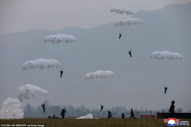Đặc nhiệm Triều Tiên: Lực lượng khiến Mỹ - Hàn ngán ngại nhất - Ảnh 7.