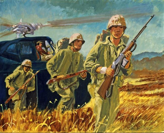 Đặc nhiệm Triều Tiên: Lực lượng khiến Mỹ - Hàn ngán ngại nhất - Ảnh 8.