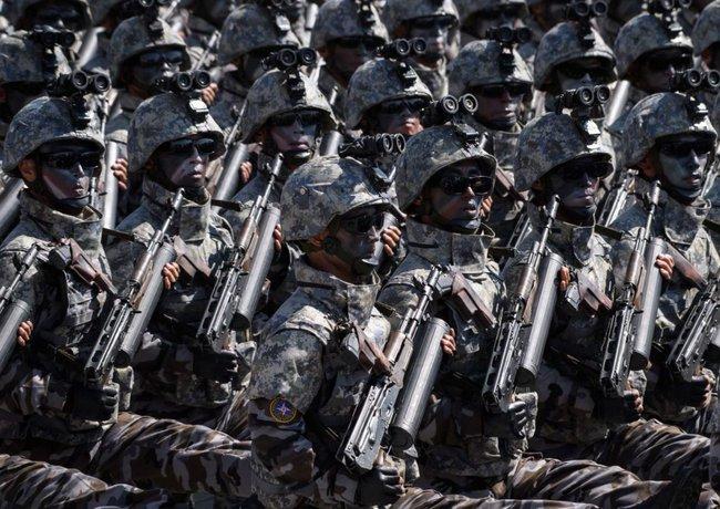 Đặc nhiệm Triều Tiên: Lực lượng khiến Mỹ - Hàn ngán ngại nhất - Ảnh 9.