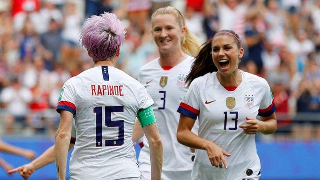 Xác định 2 cặp bán kết bóng đá nữ Olympic: Mỹ rộng cửa vô địch - Ảnh 2.