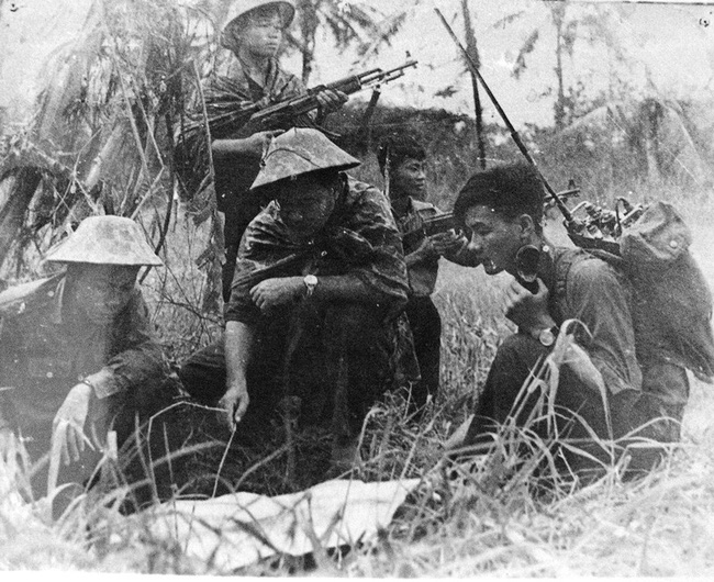 Quân giải phóng khép gọng kìm, xóa sổ Căn cứ Tân Cảnh - Ảnh 5.