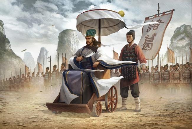 Đệ nhất mưu sĩ thời kỳ Tam Quốc, Gia Cát Lượng, Bàng Thống và Tư Mã Ý cộng vào cũng không phải là đối thủ - Ảnh 2.