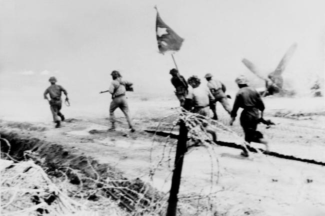 Quân giải phóng khép gọng kìm, xóa sổ Căn cứ Tân Cảnh - Ảnh 9.