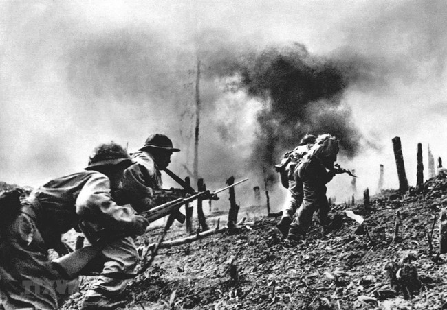 Quân giải phóng khép gọng kìm, xóa sổ Căn cứ Tân Cảnh - Ảnh 10.
