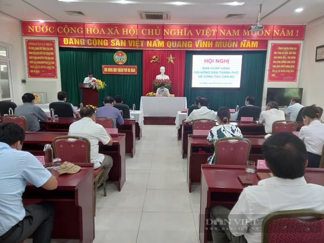 Ông Nguyễn Hữu Thiết, được bầu giữ chức vụ Chủ tịch Hội Nông dân thành phố Đà Nẵng - Ảnh 2.