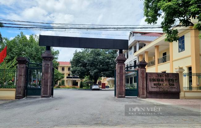 Ninh Bình: Huyện Nho Quan trên đường về đích nông thôn mới - Ảnh 1.