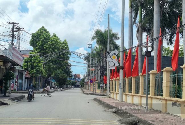 Ninh Bình: Huyện Nho Quan trên đường về đích nông thôn mới - Ảnh 3.