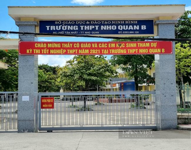 Ninh Bình: Huyện Nho Quan trên đường về đích nông thôn mới - Ảnh 5.