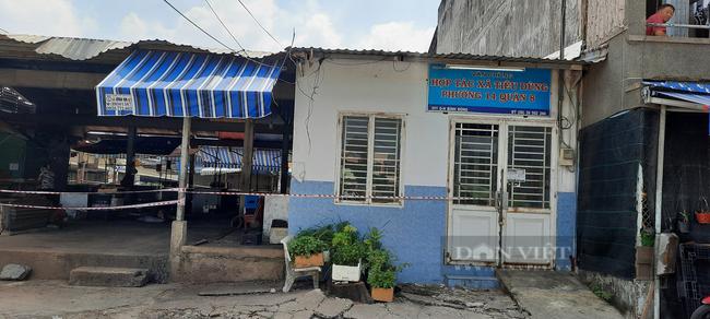 """Quận 8 đề nghị công an điều tra việc Hợp tác xã Phường 14 góp vốn """"lụi"""" hơn 283 tỷ đồng vào Saigon Co.op - Ảnh 1."""