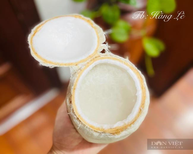 Bí quyết làm món cơm hấp trái dừa thơm ngon - Ảnh 2.
