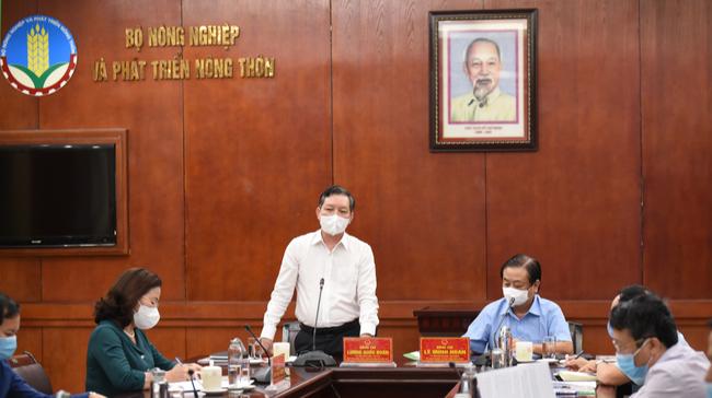 Hội Nông dân Việt Nam-Bộ NNPTNT: Phối hợp xây dựng hình ảnh người nông dân thông minh - Ảnh 2.