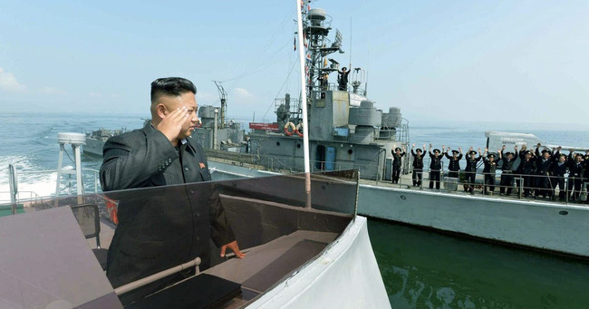 Tàu ngầm của Triều Tiên luôn là bí ẩn mà chưa có lời giải? - Ảnh 2.