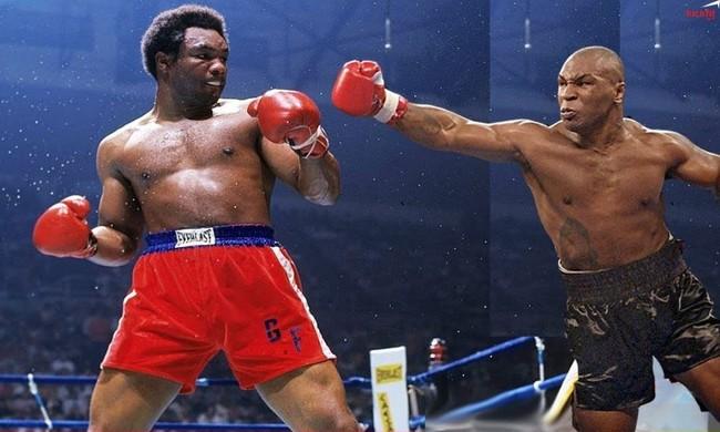 Mike Tyson từ chối đấu George Foreman: Sợ... đấm chết đối thủ - Ảnh 3.