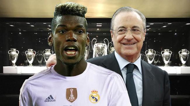 Không thỏa hiệp hợp đồng, Pogba sẽ cập bến Real Madrid vào hè 2022 - Ảnh 4.