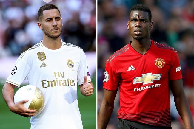 Không thỏa hiệp hợp đồng, Pogba sẽ cập bến Real Madrid vào hè 2022 - Ảnh 3.