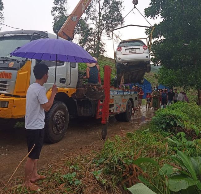 Thái Nguyên: Mưa lớn gây ngập úng, chia cắt nhiều tuyến đường - Ảnh 9.