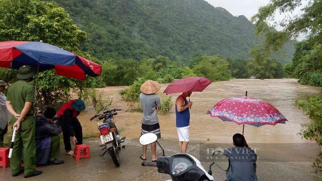Thái Nguyên: Mưa lớn gây ngập úng cục bộ tại nhiều địa phương, nhiều diện tích hoa màu bị thiệt hại - Ảnh 6.