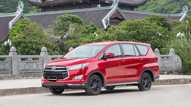 Nhìn lại cuộc đua doanh số phân khúc MPV: Mitsubishi Xpander lật đổ Innova như thế nào? - Ảnh 7.
