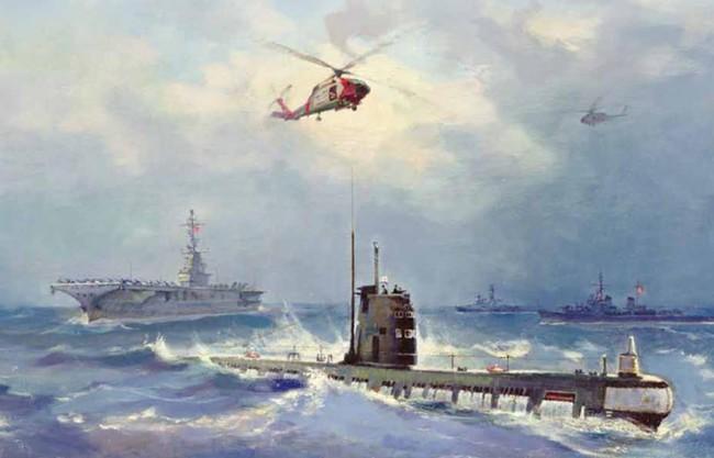 Kế hoạch đánh tàu sân bay Mỹ từ thời Liên Xô nay vẫn khả thi - Ảnh 9.