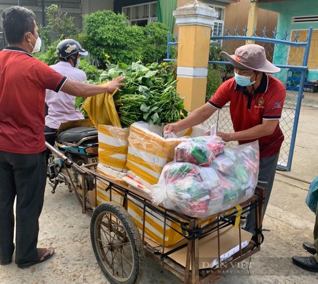 Quảng Nam: Hội Nông dân thị xã Điện Bàn chia sẻ yêu thương, chung tay phòng chống dịch Covid 19 - Ảnh 5.