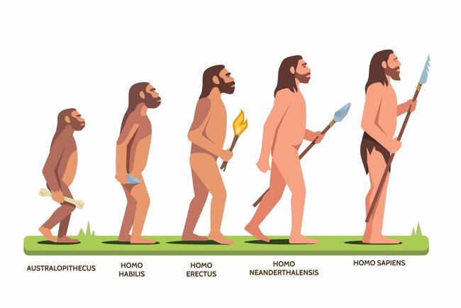 Khí hậu thay đổi kích thước con người - Ảnh 1.