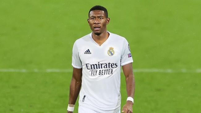 Alaba hòa nhập nhanh với Real Madrid. Ảnh: Marca