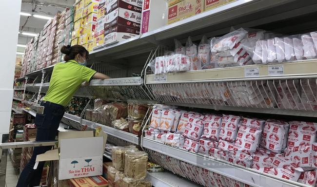 Mì ăn liền khó sản xuất vì thiếu hành lá, giải quyết thế nào? - Ảnh 1.
