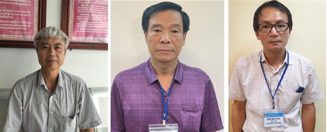 Khởi tố vụ án, khởi tố bị can và bắt tạm giam 3 cựu lãnh đạo cấp cao của Cienco 1 - Ảnh 1.
