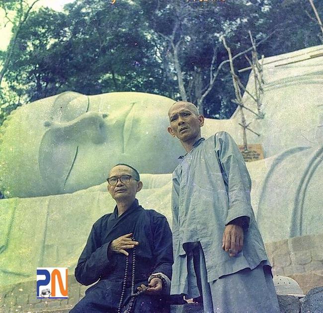 Bí ẩn tượng phật trên núi Tà Cú (kỳ 3): Chuyện lấy cát xây dựng tượng Phật - Ảnh 1.