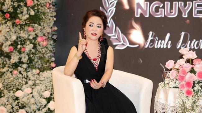 Bà Nguyễn Phương Hằng tuyên bố dừng lại mọi chuyện